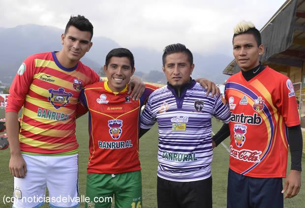 Nuevos jugadores reforzaran al Deportivo San Pedro para el torneo clausura