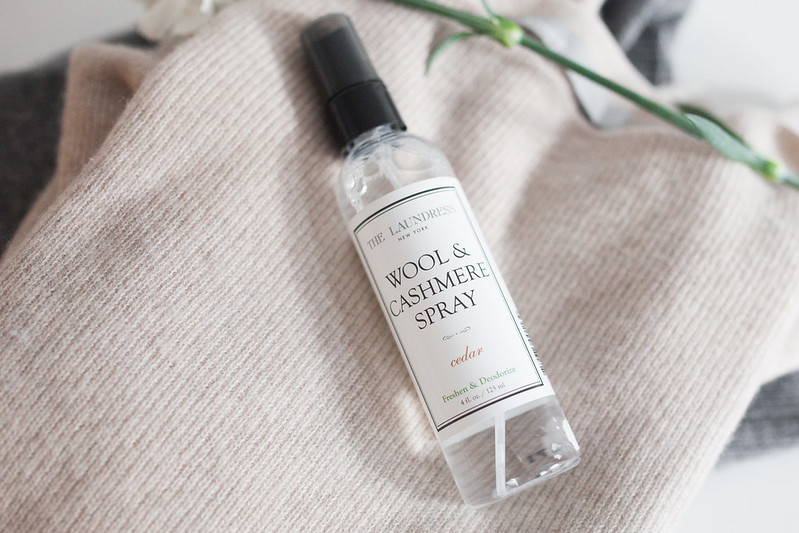 laundress wool and cashmere spray