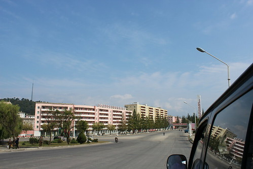 Streetview in Wonsan | by Timon91