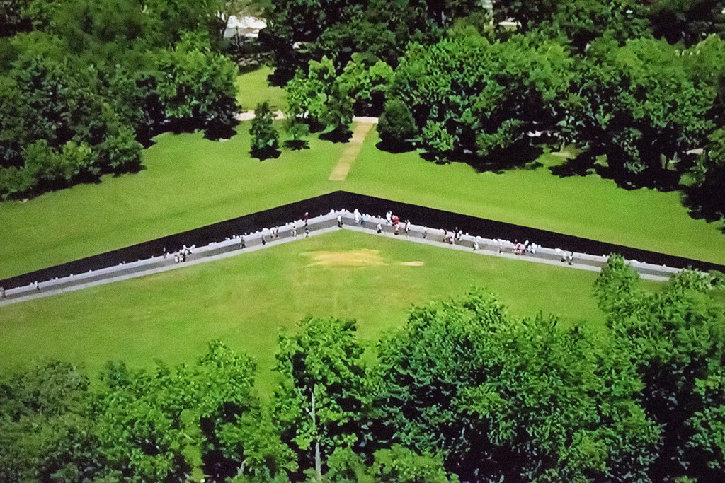 The Vietnam Veterans Memorial Washington (DC)   Image from ...