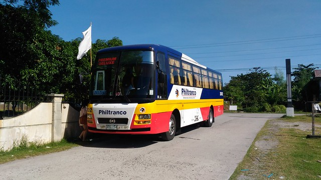 philtranco manila to pampanga route