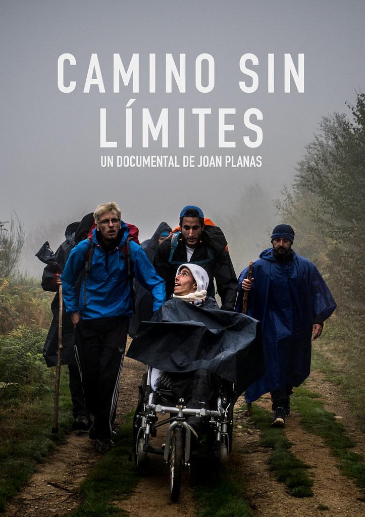 Poster Camino sin límites