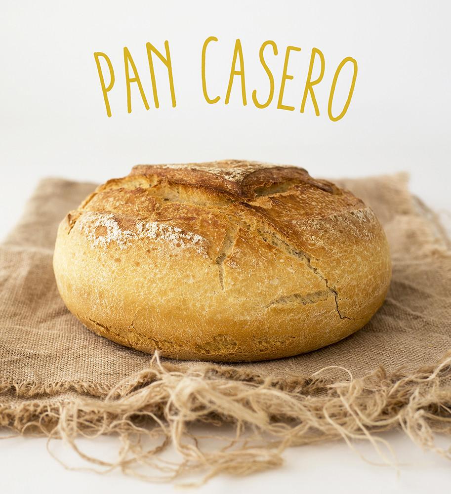 aprende a hacer pan casero madrid