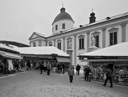EARLY WINTER IN MARIAZELL | by LitterART