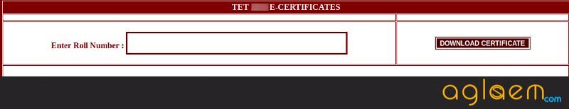 CG TET Result 2018 for exam held on 17 Dec 2017