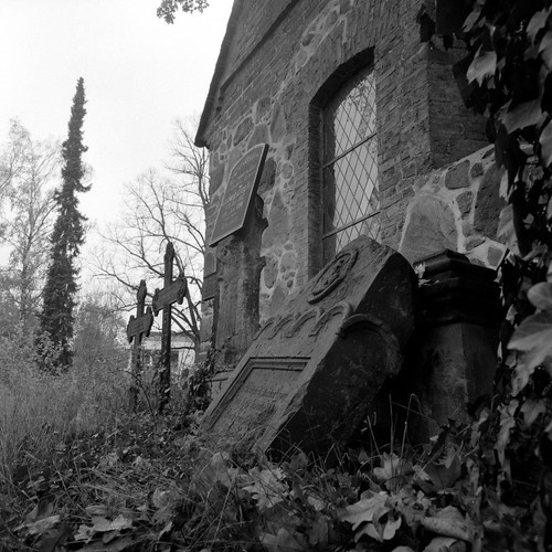 Ancient Churchyard | by ucn