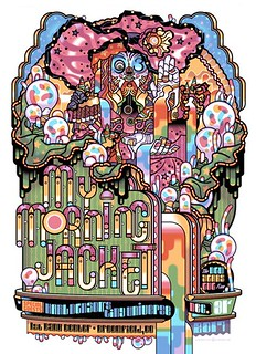 2017-2018 My Morning Jacket Setlists and Taping Links
