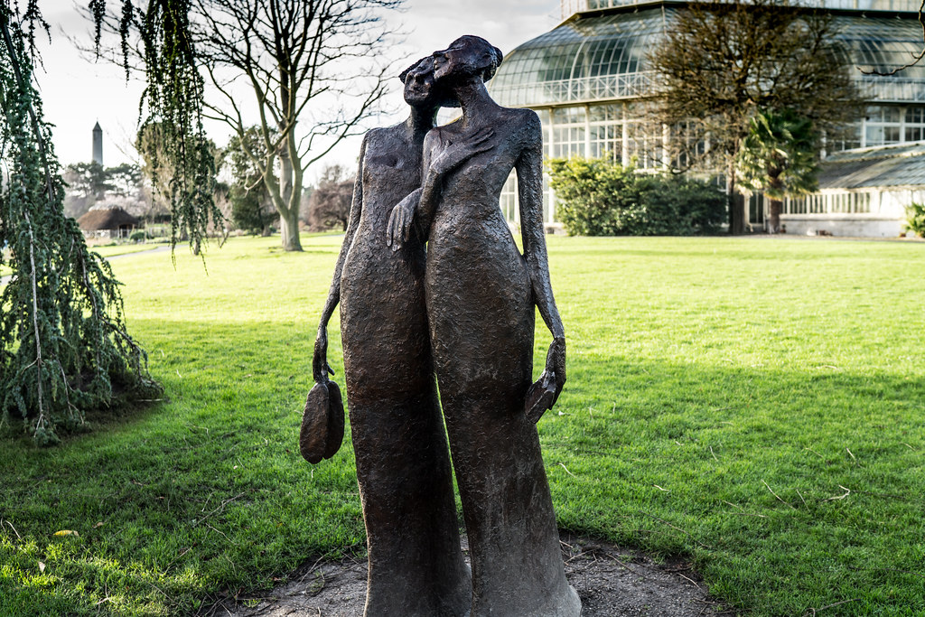 EXAMPLES OF PUBLIC ART IN DUBLIN 2018