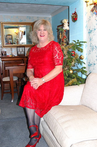 Christmas Dress It Has Been Some Time Since I Managed To