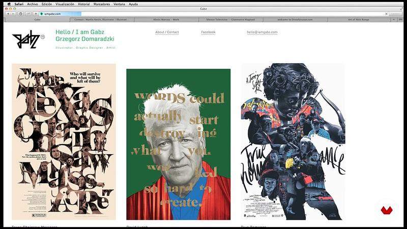 Curso Del dibujo a lápiz a la ilustración digital [2016]