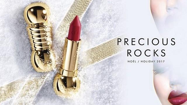Precious Rocks, la colección Navidad 2017 de Dior