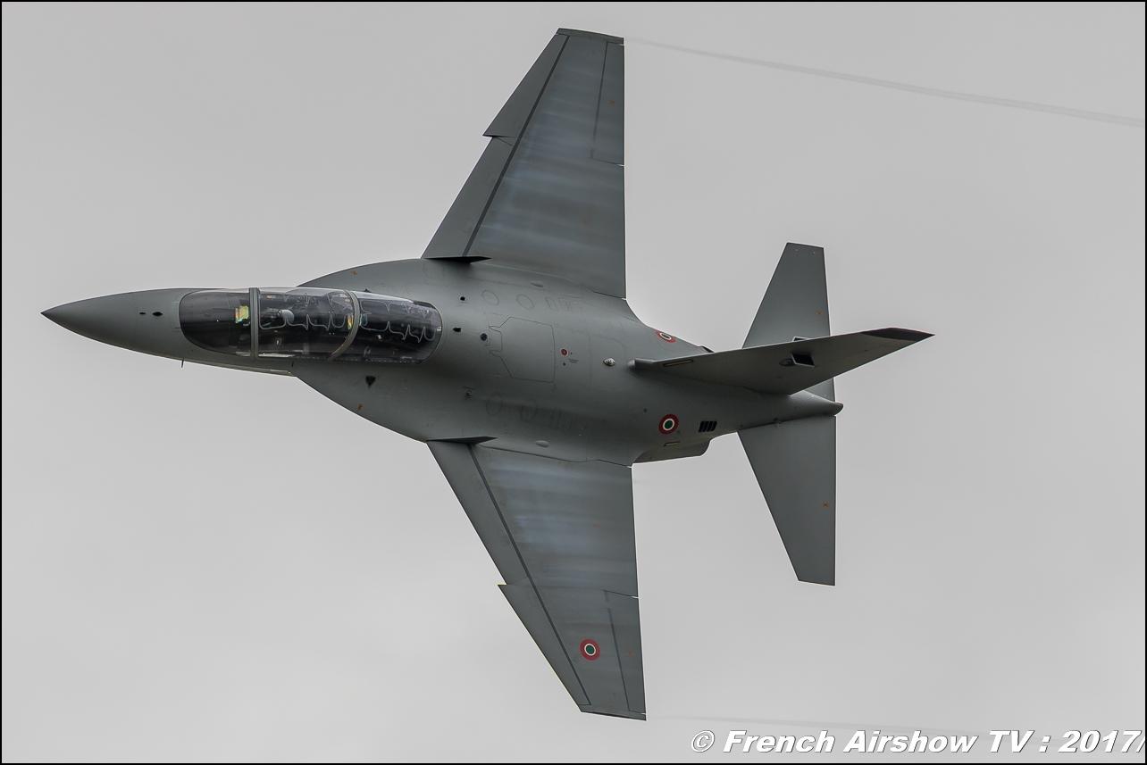 Aermacchi M-346 Master , Aeronautica Militare , Royal International Air Tattoo 2017 , Air Tattoo – RIAT 2017 , Fairford , UK Airshow Review 2017 , Meeting Aerien 2017
