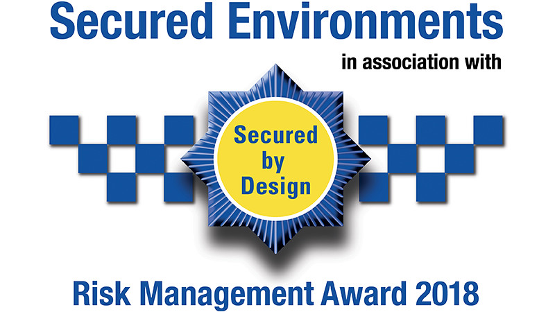 Secured Environments Award 2018
