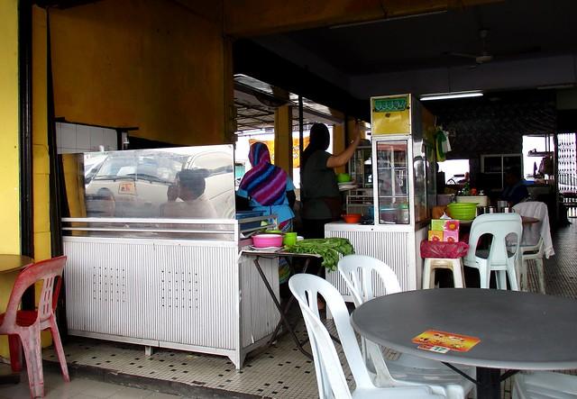 Sunny Cafe stall