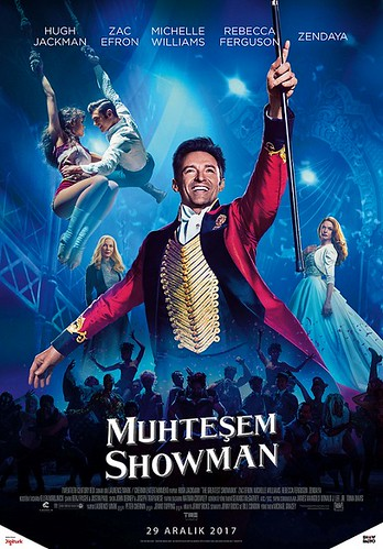 Muhteşem Showman - The Greatest Showman (2017)
