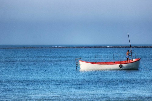 beach Into the blue. . . Taken by...