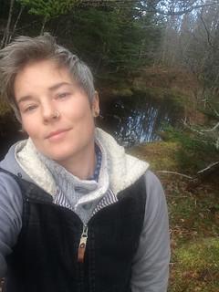 Massage therapist Julie Lemieux