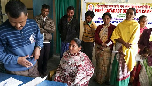 Free Cataract Detection Camp | by Vivekananda Kendra