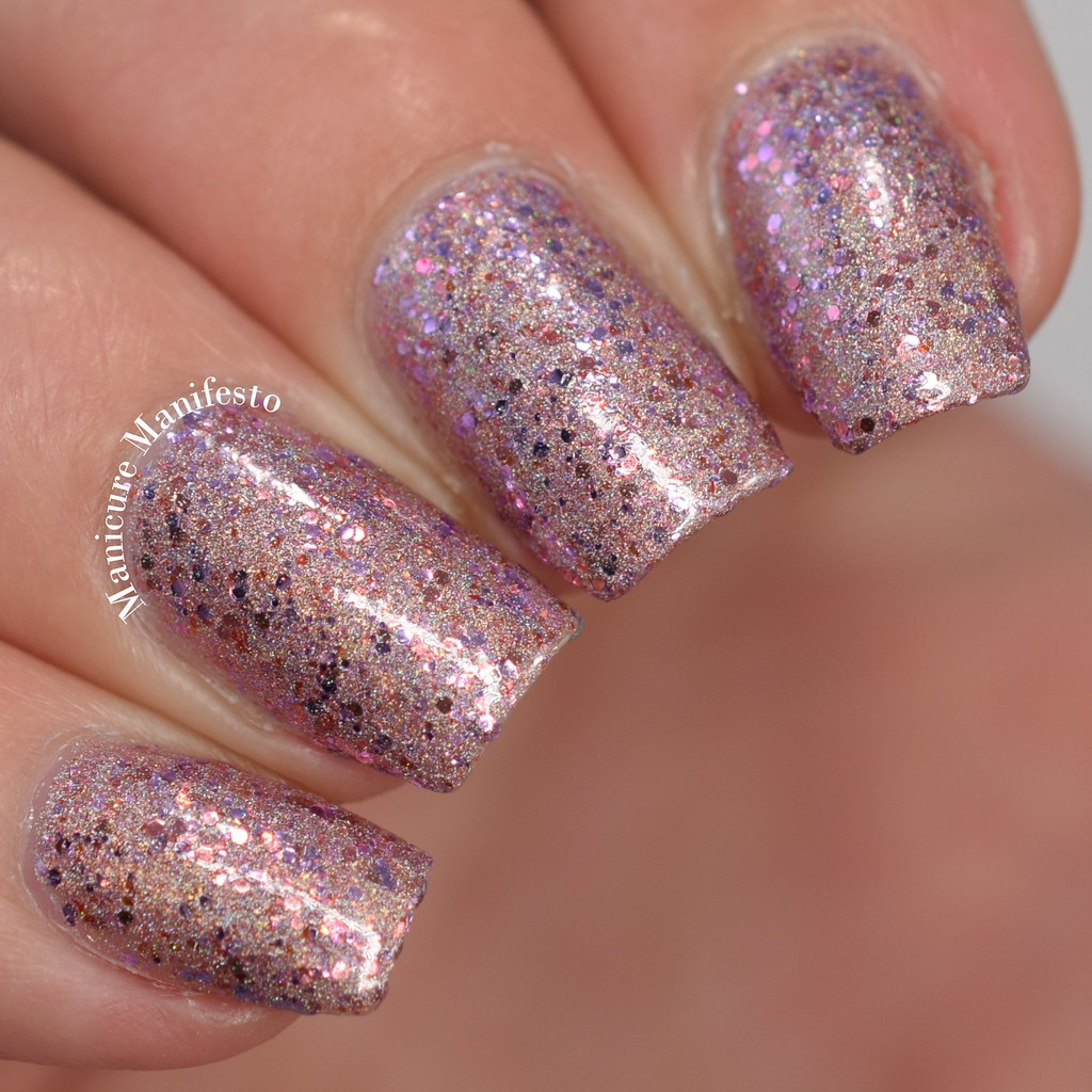 Girly Bits Serendipity Swatch