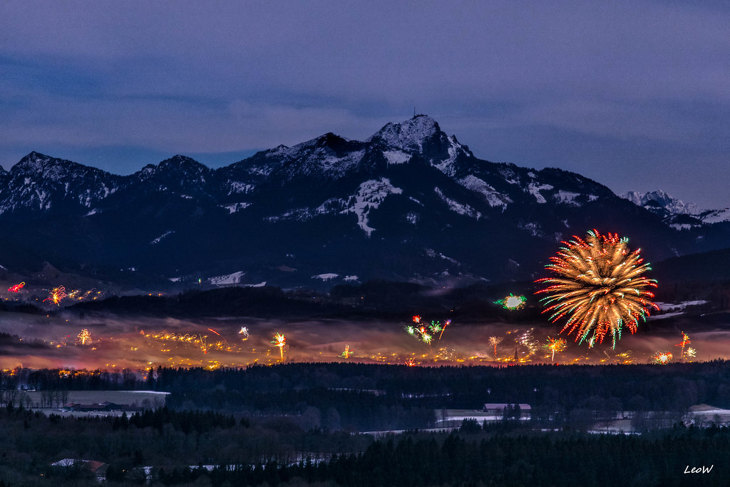 Ein Glückliches Neues Jahr Happy New Year Bonne Année Flickr