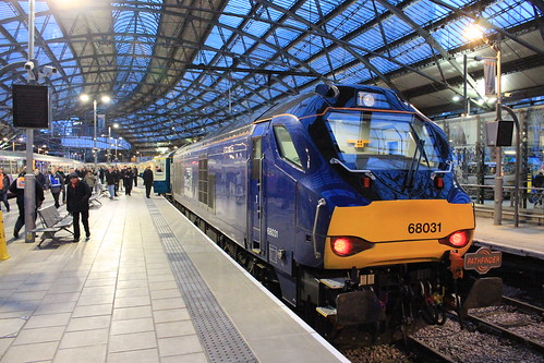 Liverpool Lime Street 30th December 2017 | by Railwide
