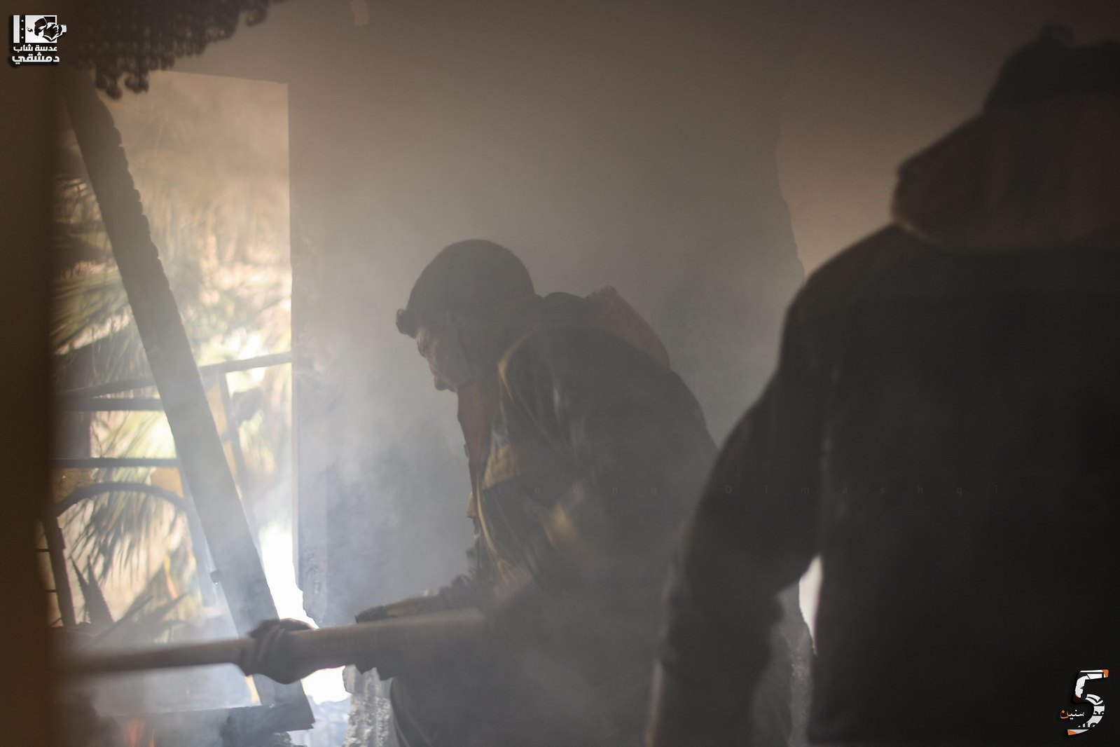 Fire Fire Everywhere in Gouta | by Take a look on Syria without propaganda
