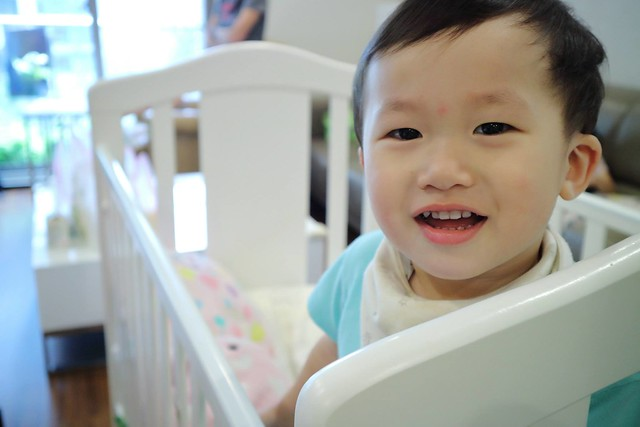【小安比日記】一直說『我不要我不要~』的2歲5個月