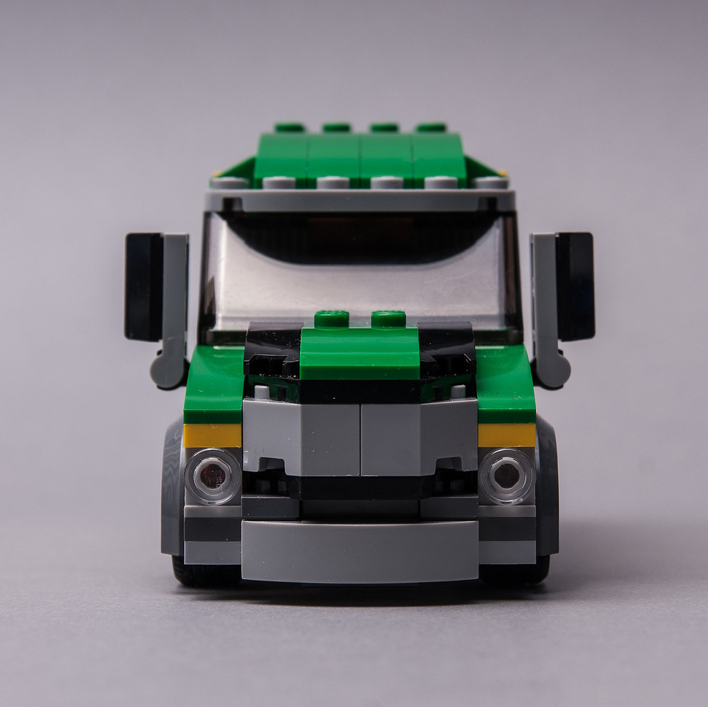 Legocity Custom Minivan Free Building Instructions Here Flickr