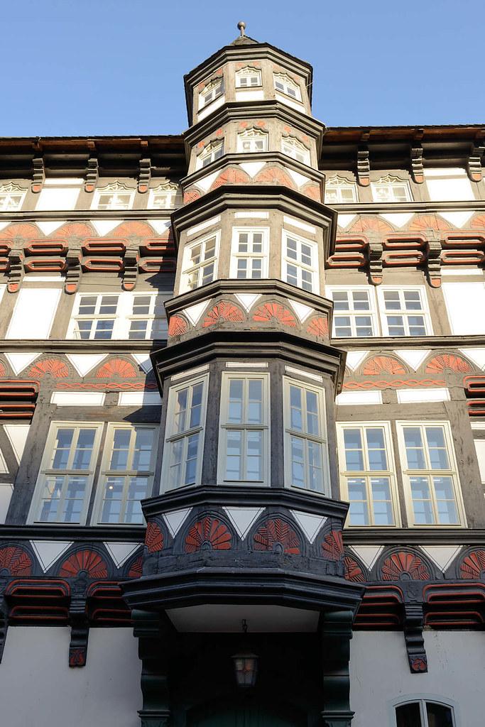 Dsc3026 Fachwerkerker Museum Alte Münze In Stolberg H Flickr