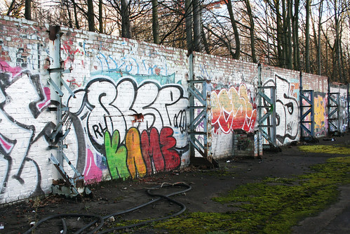 Shiregreen/Ecclesfield graffiti-9 | by Ayshea Siddall