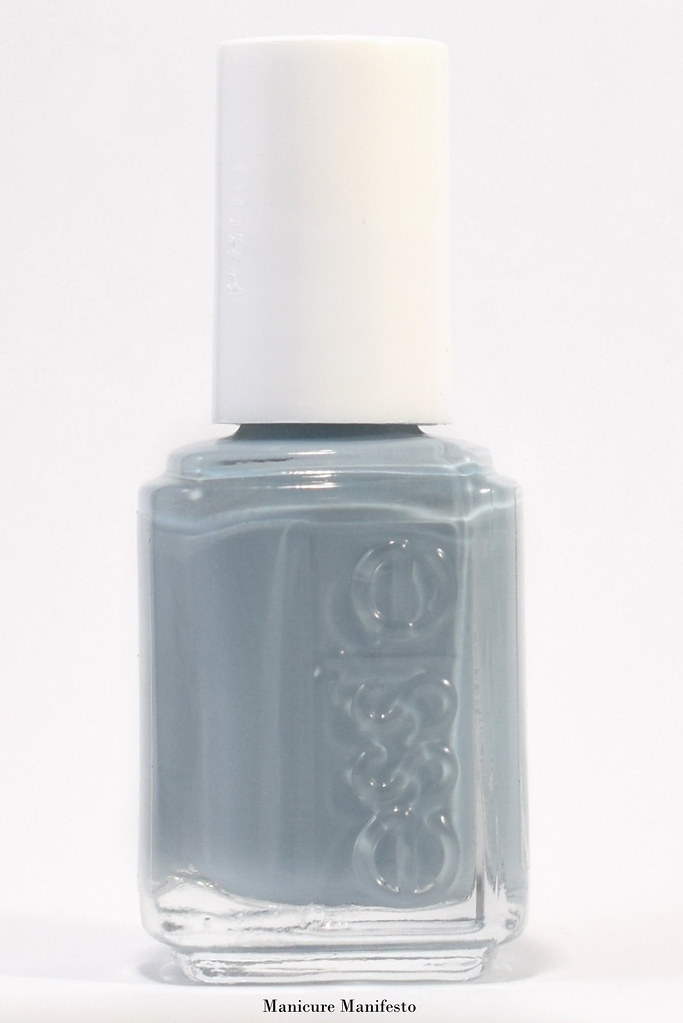 Essie Treat Love Color Indigo For It swatch