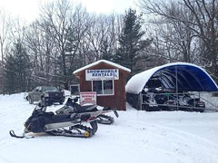 Blue Sky Snowmobile Rentals