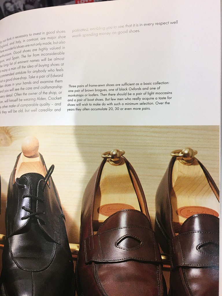 ab9ad6faaf91 Классическая обувь для маньяков - 16 [Архив] - Часовой форум Watch.ru