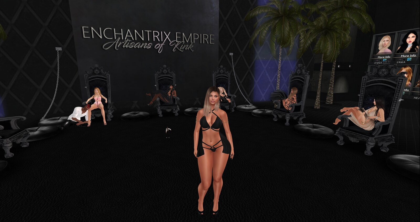 Enchantrix Empire - Virtual World Phone Sex