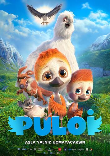 Puloi: Asla Yalnız Uçmayacaksın - Ploey: You Never Fly Alone (2018)