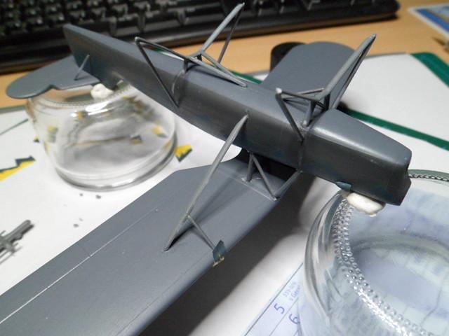 Pas-à-pas : Arado 231 v1 [MPM 1/48] - Page 3 39603008171_3951cede34_z
