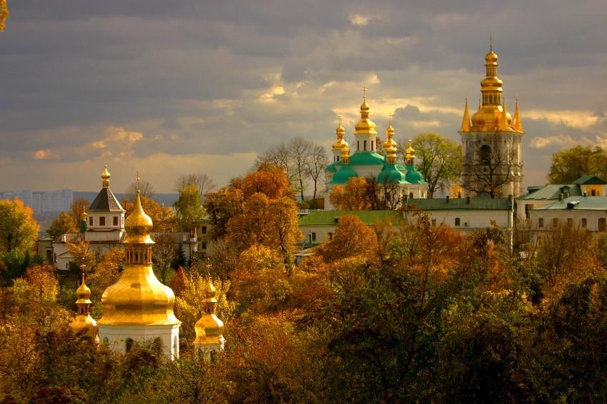 Паломничество по Украине