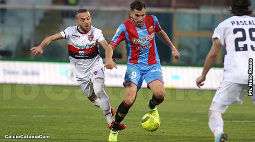 Catania-Cosenza 2-2: le pagelle rossazzurre$