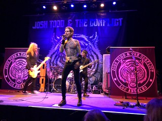 Josh Todd & The Conflict | by Brandon Fuller