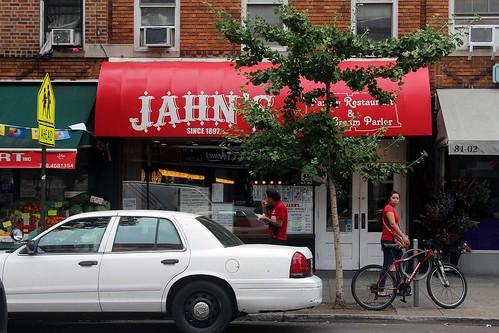 Jahn's Restaurant, Jackson Heights.