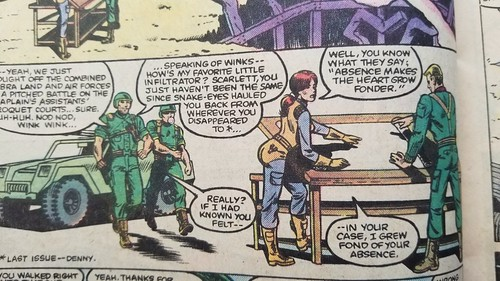 G.I.Joe Issue 22 Absence makes the heart grow fonder... | by yorktownjoe
