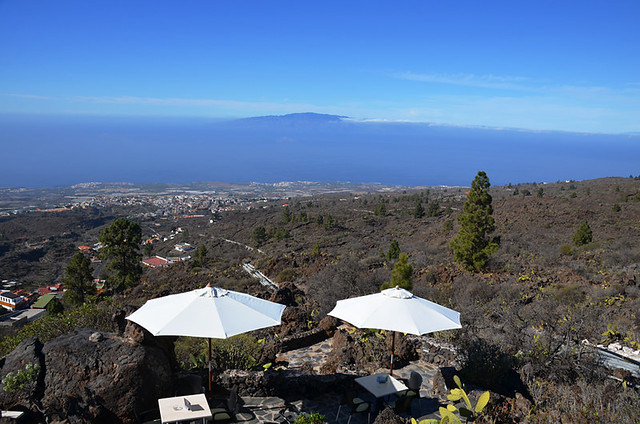 Mirador de Chirche, Tenerife