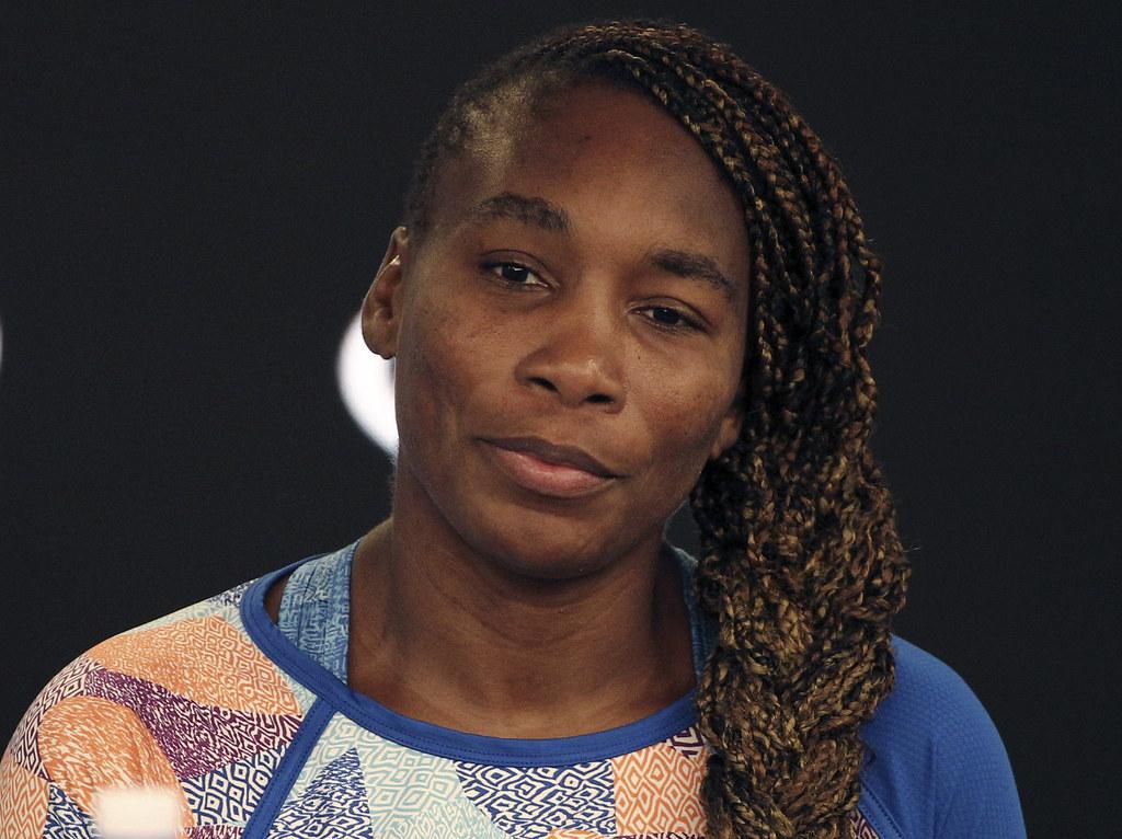 Venus Williams澳網提前出局。(達志影像)