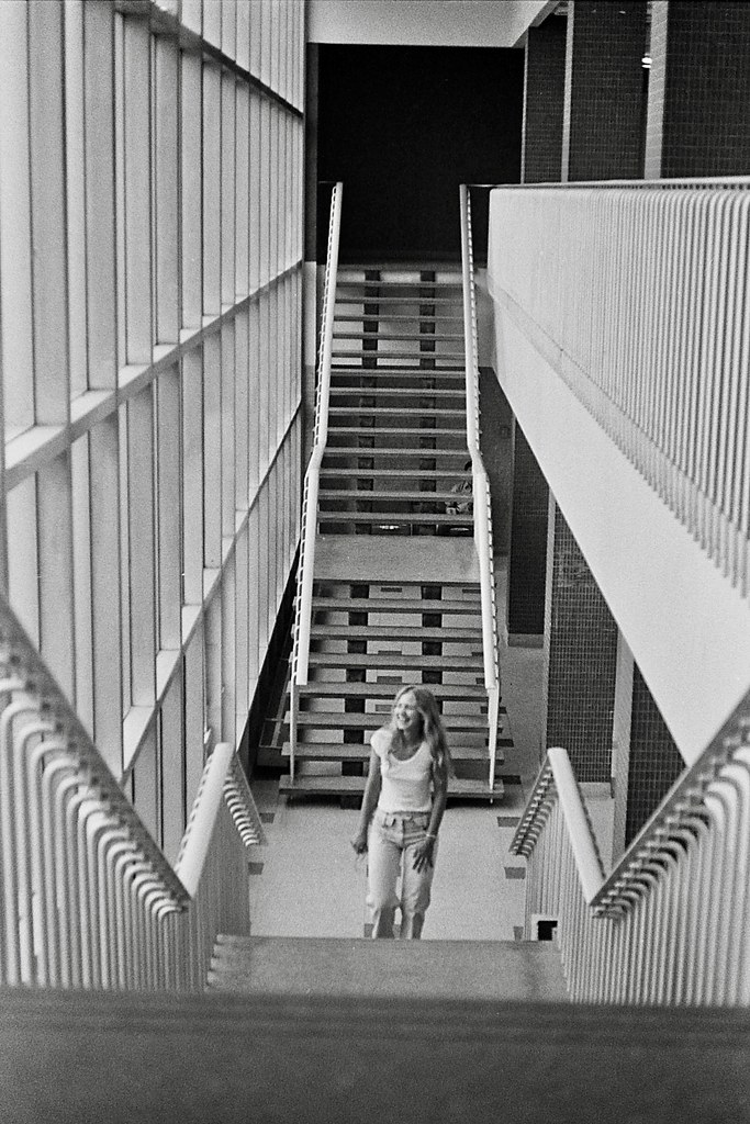 ... Walking Down And Up The Stairs | By Nyc.nyc