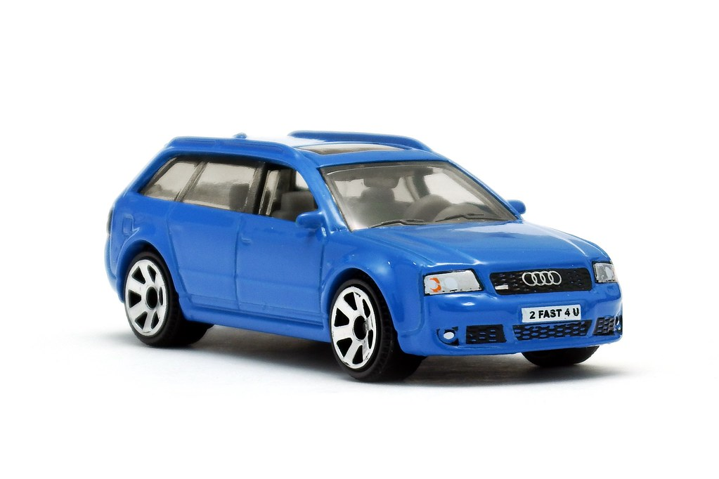 Matchbox - Audi RS6 Avant | In anticipation of Hot Wheels ...