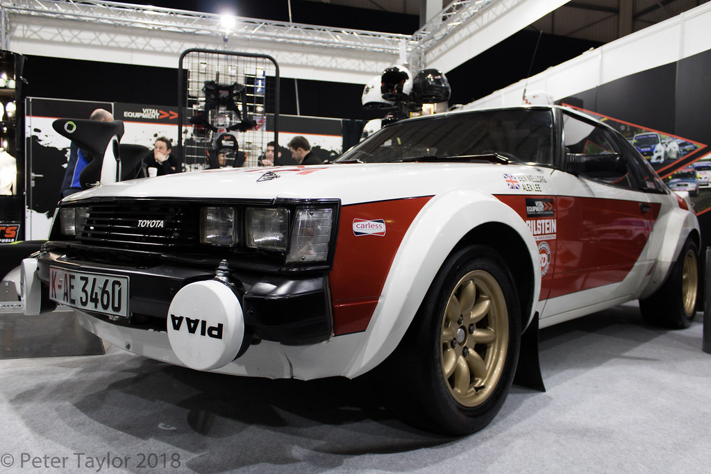 Toyota Celica Rally Car | Peter Taylor | Flickr