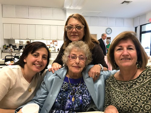 Nora, her daughter & Sue | by Holy Spirit Orthodox Church