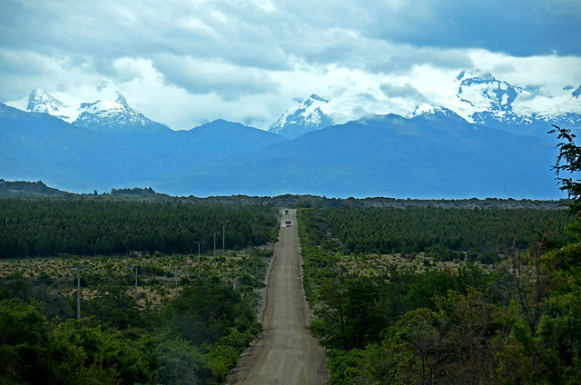 Driving the Carretera Austral, Chile