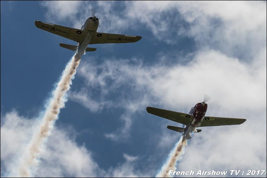 Patrouille Swift - acrobatique voltige globe , Swift Team , Fly in LFBK 2017 , Fly-in Saint-Yan 2017 , Meeting Aerien 2017
