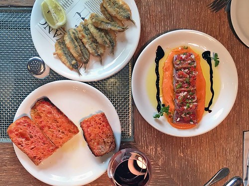 Tapas at Paco Meralgo | by thingsnomadsdo